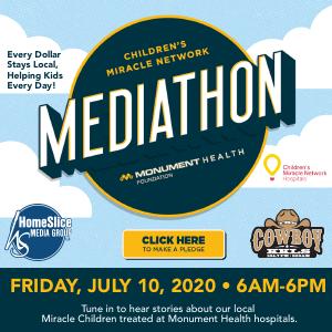 Children's Miracle Network Mediathon!