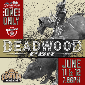 2021 Deadwood PBR